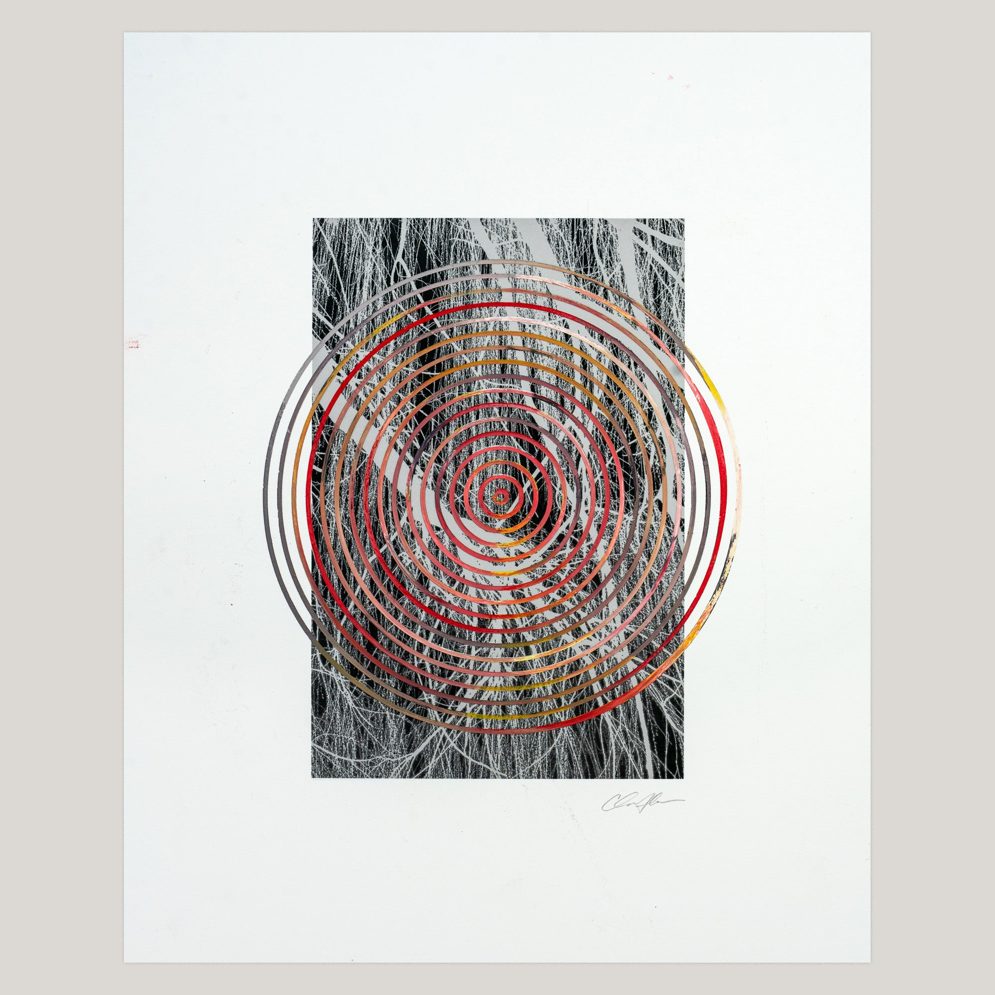 'Line of Thinking 6' [SOLD]