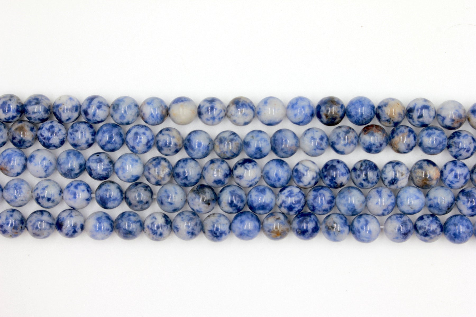 8mm sodalite gemstone beads