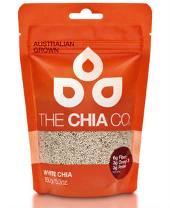 The Chia Co Chia Seed White