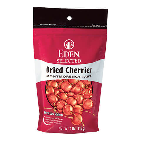 Eden Foods Dried Montmorency Cherries