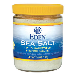 Eden Foods French Celtic Sea Salt