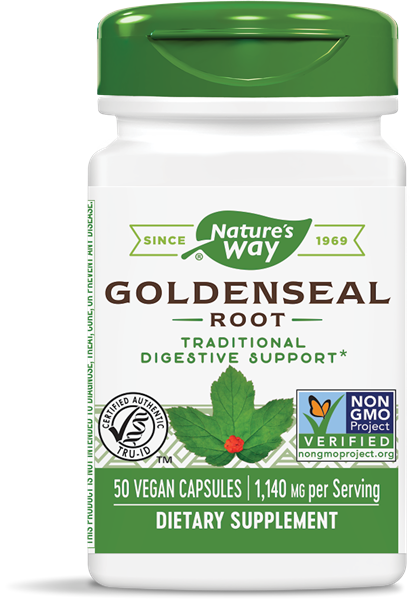 Nature's Way Goldenseal Root