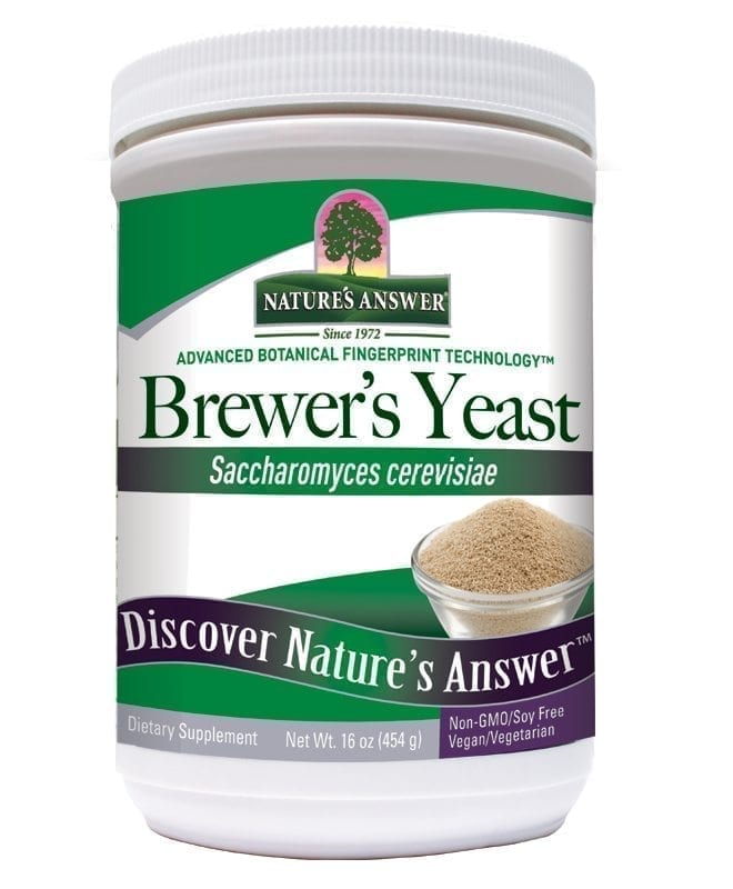 Nature's Answer Brewer's Yeast
