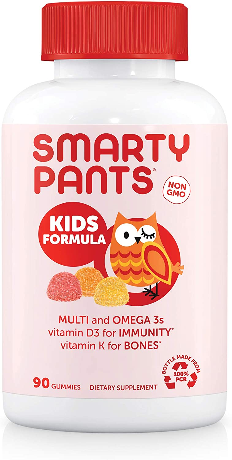 Smarty Pants Kids Multi Vitamin + Omegas