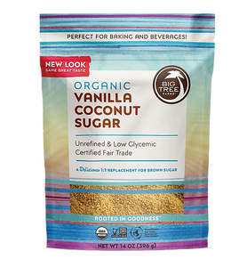 Big Tree Vanilla Coconut Sugar