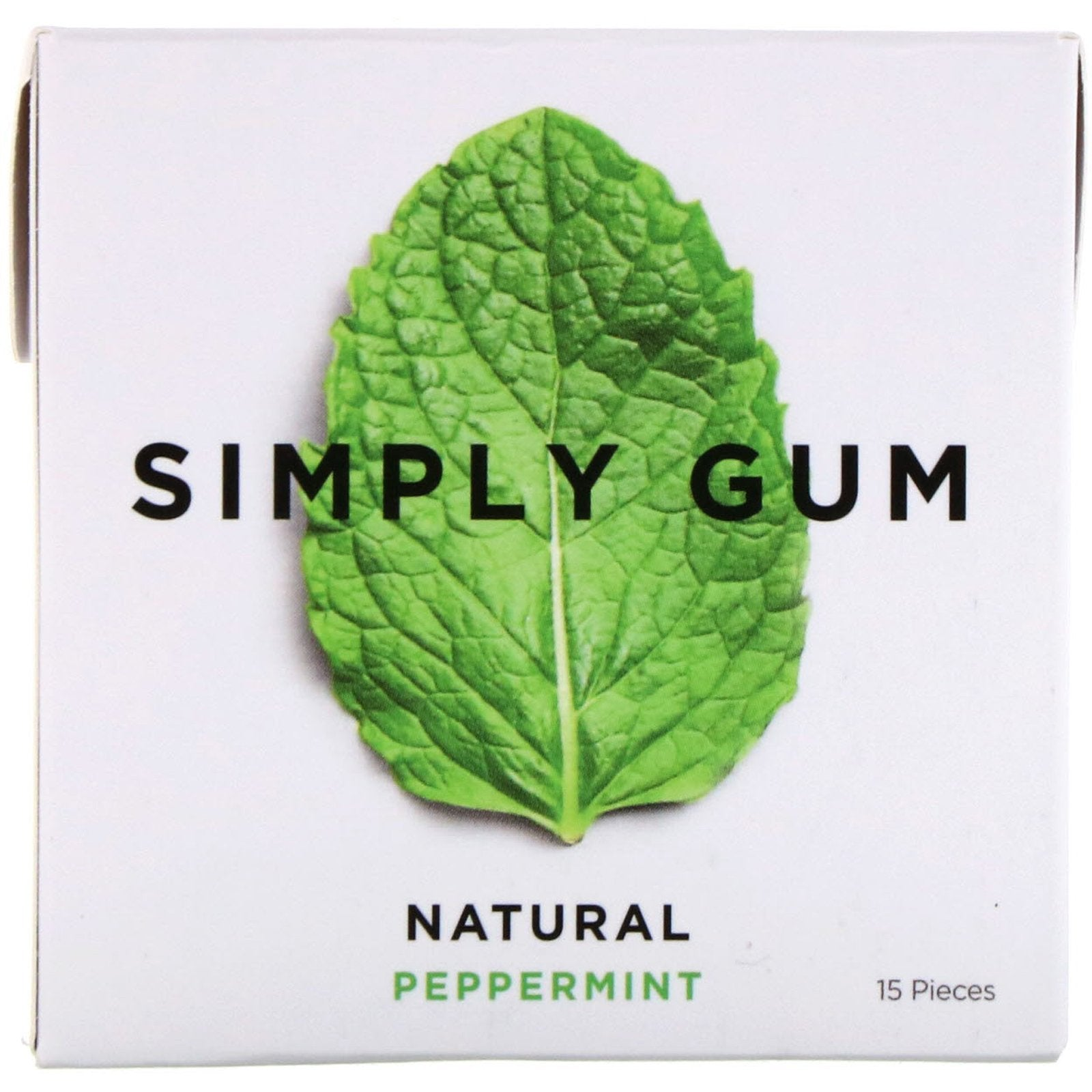 Simply Gum  Natural Gum