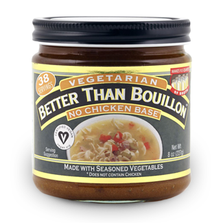 Seasoned Vegetables Bouillon