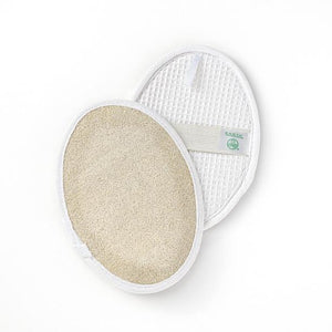 Earth Theraputics Loofah Bath Pad