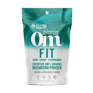 Om Mushrooms Fit Powder