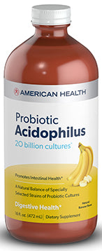 American Health Probiotic Acidophilus