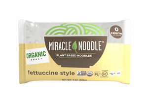 Miracle Noodles Organic Fettuccine