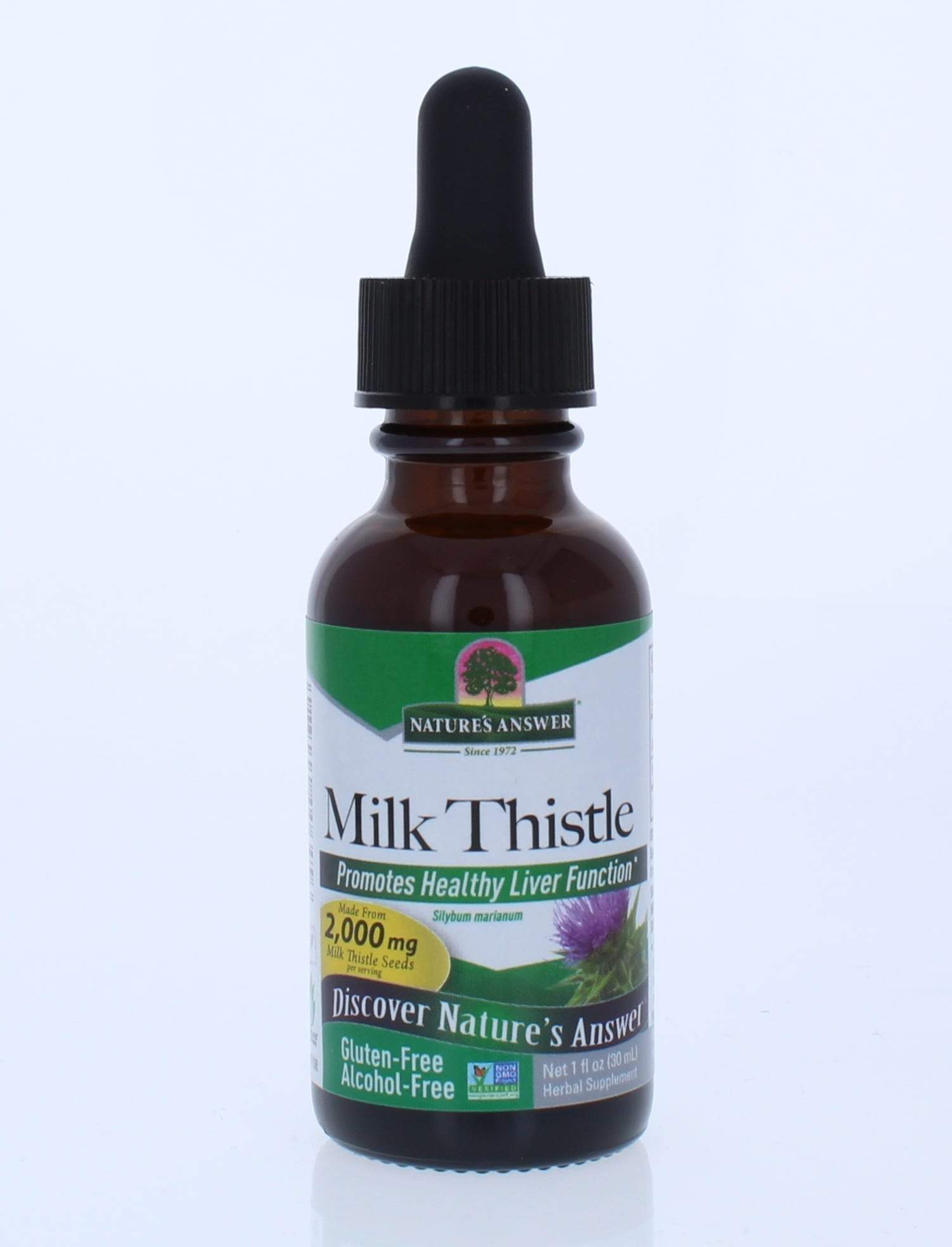 Nature's Answer Milk Thistle Extract