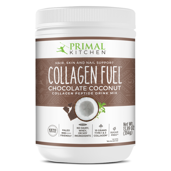 Primal Kitchen Chocolate Coconut Collagen Fuel