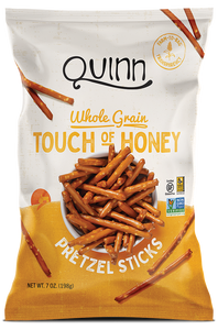 Quinn Touch of Honey Pretzel Sticks