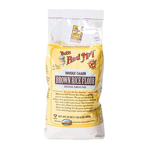 Bob's Red Mill Rice Flour Brown 680G