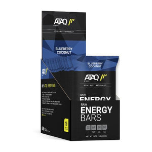 ATAQ by Mode Energy Bars Blueberry Cocunut