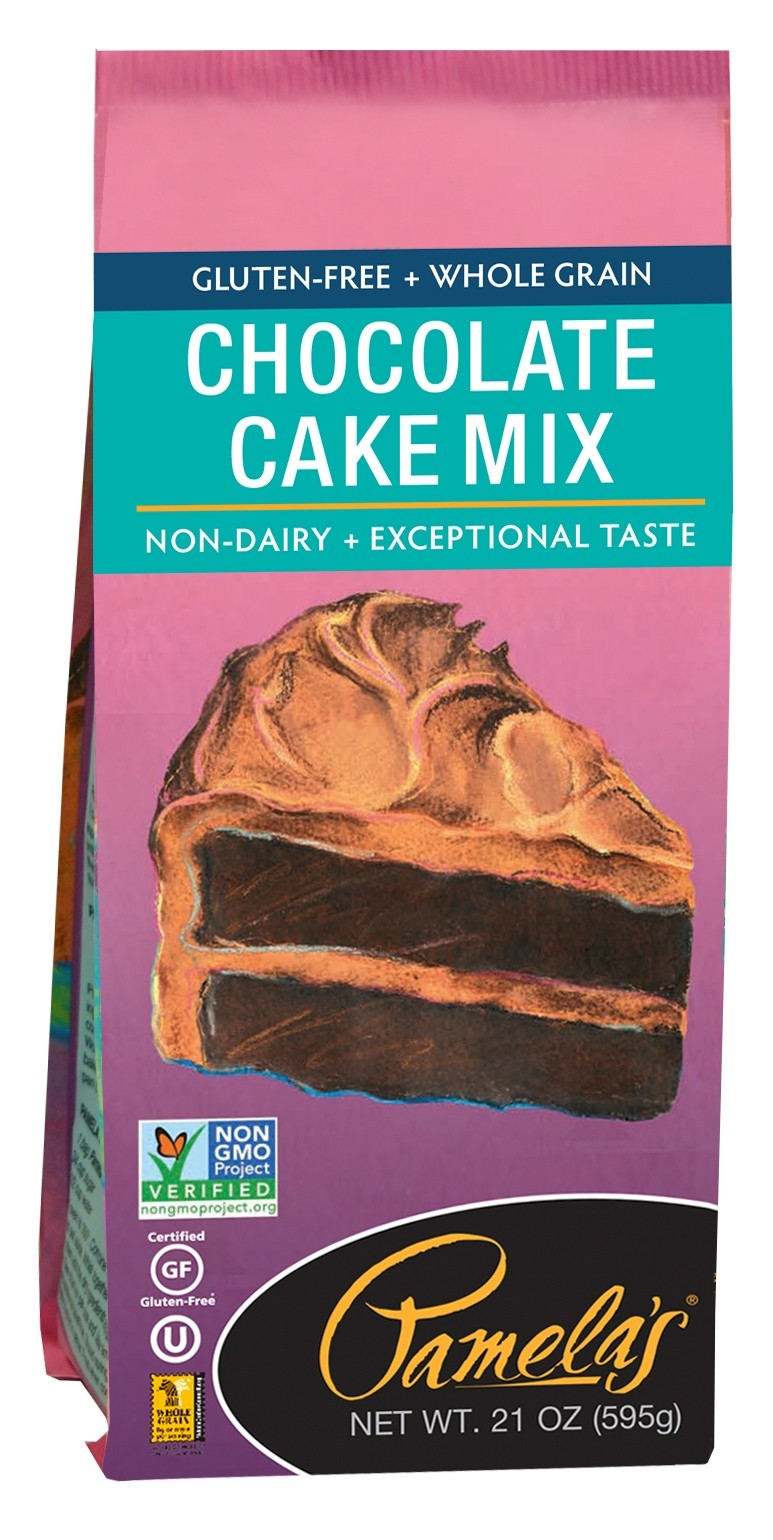 Pamela's Chocolate Cake Mix