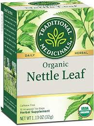 Traditional Medicinals Nettle Leaf Tea