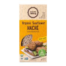 Sunflower Family Organic Sunflower Hache Vegan Protein
