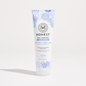 Honest Co Face & Body Lotion Lavender