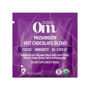 OM Mushroom Powdered Hot Chocolate Blend