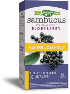 Nature's Way Sambucus Immune Lozenge