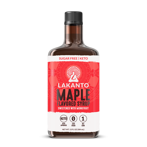 Lakanto Sugar Free Maple Flavoured Syrup