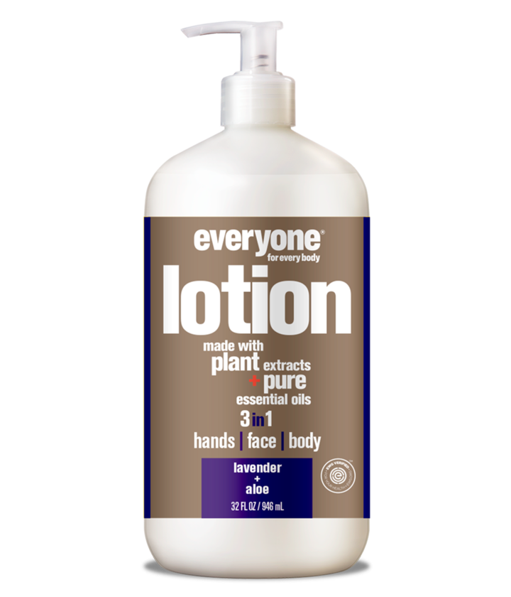Everyone Lotion Lavender & Aloe 32oz