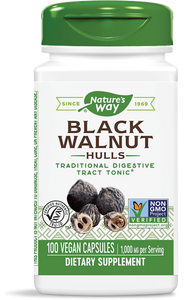 Nature's Way Black Walnut Hulls