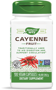 Nature's Way Cayenne Pepper
