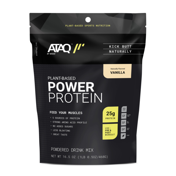 ATAQ by Mode Protein Vanilla single packet