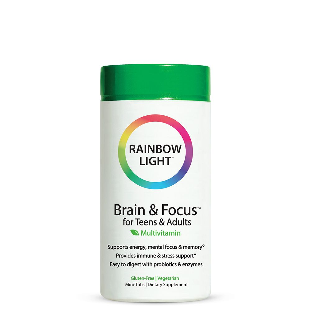 Rainbow Light Multivitamin Brain & Focus