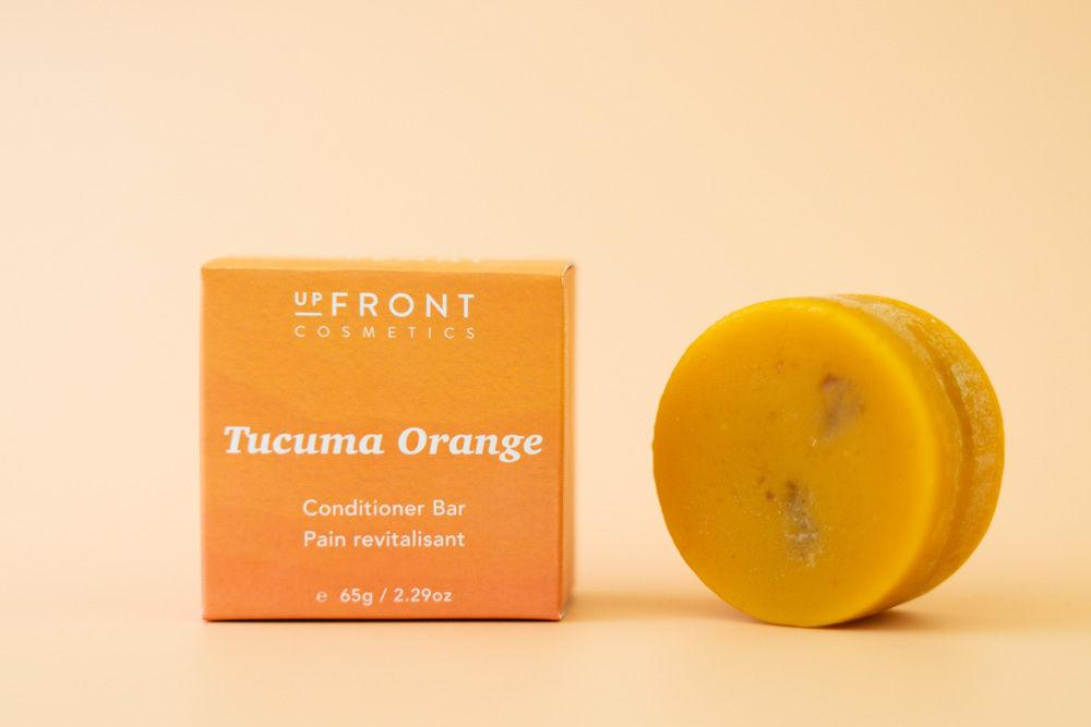 Upfront Tucuma Orange Conditioner Bar
