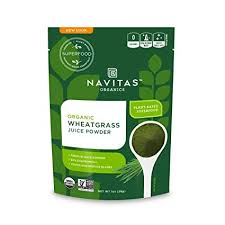 Navitas Organics Wheatgrass Powder