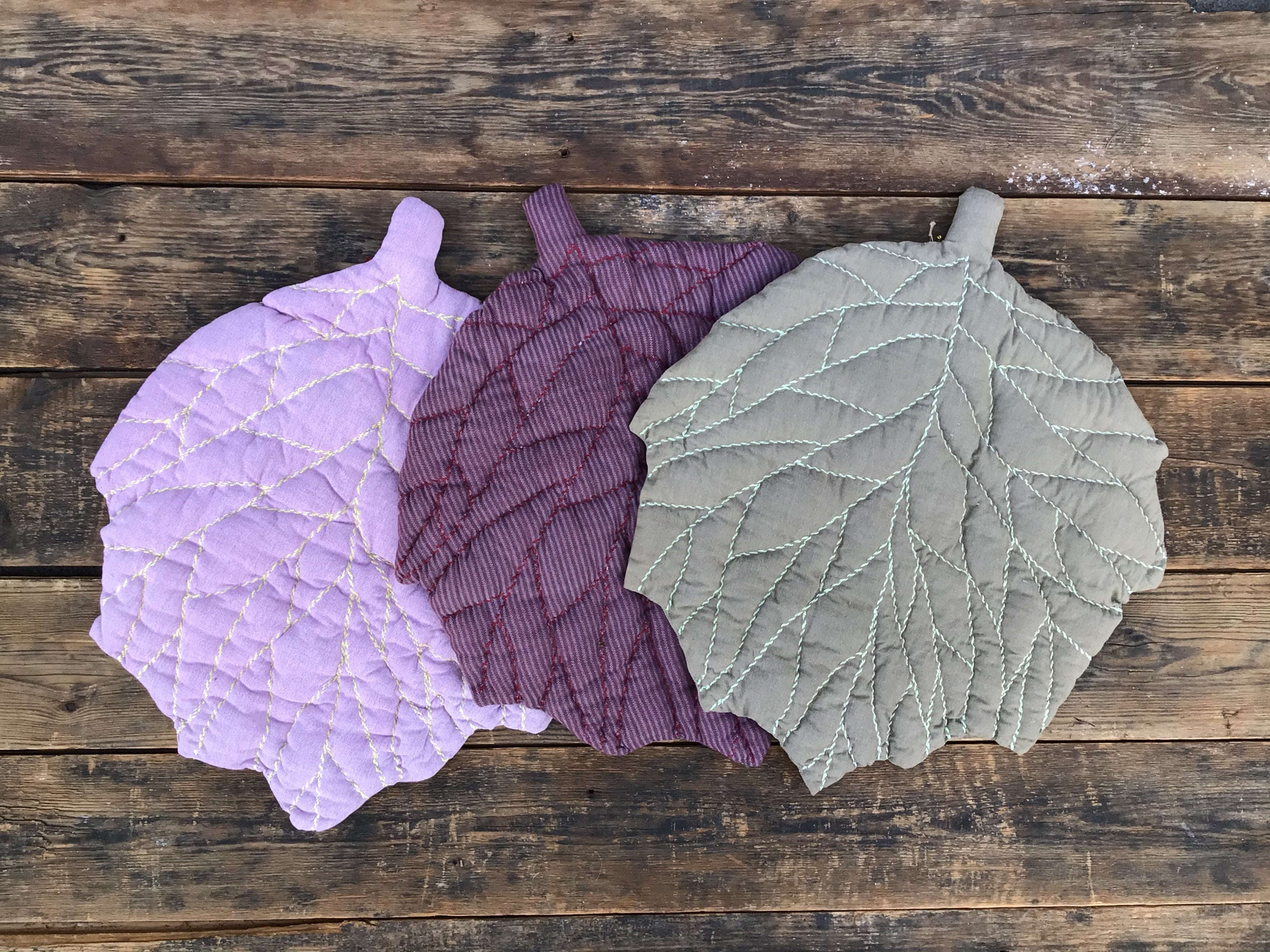 Leaf quilt ° A∫P small