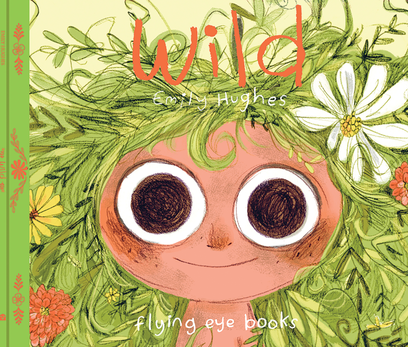 "Childrensbook ""Wild"" by Emily Hughes."