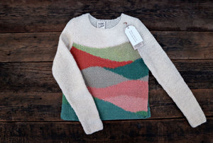 Open image in slideshow, FieLds ¬ wool sweater