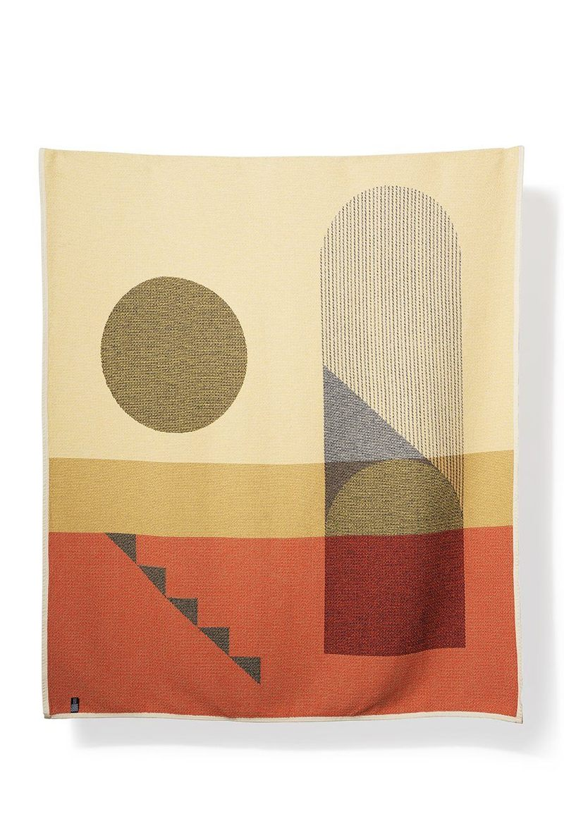· Artist Cotton Blanket ·