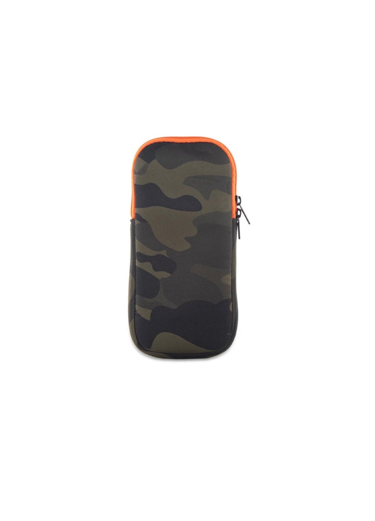 Eve Sunglasses Case - Green Camo