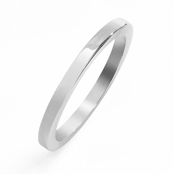 FAVOURITES Dusk Large Ring SILVER