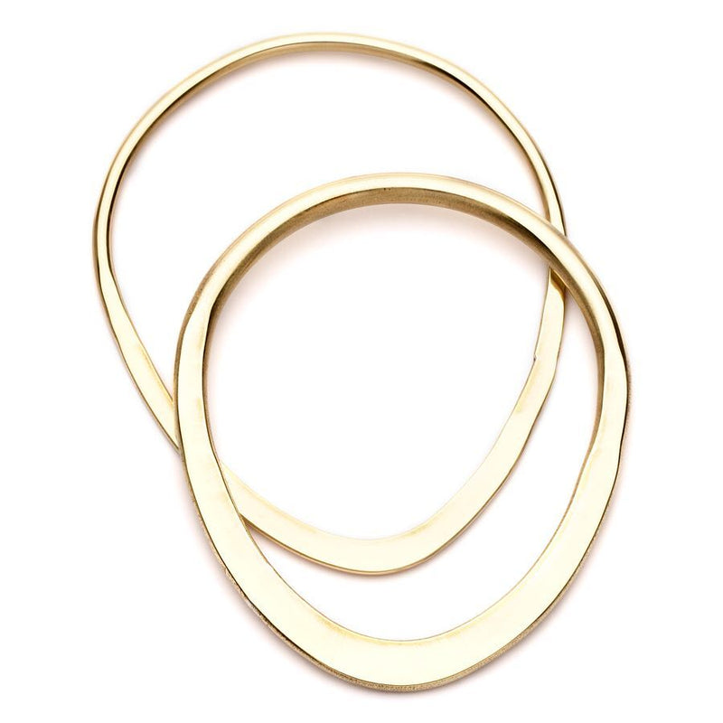 BRASS La Vie Bangle