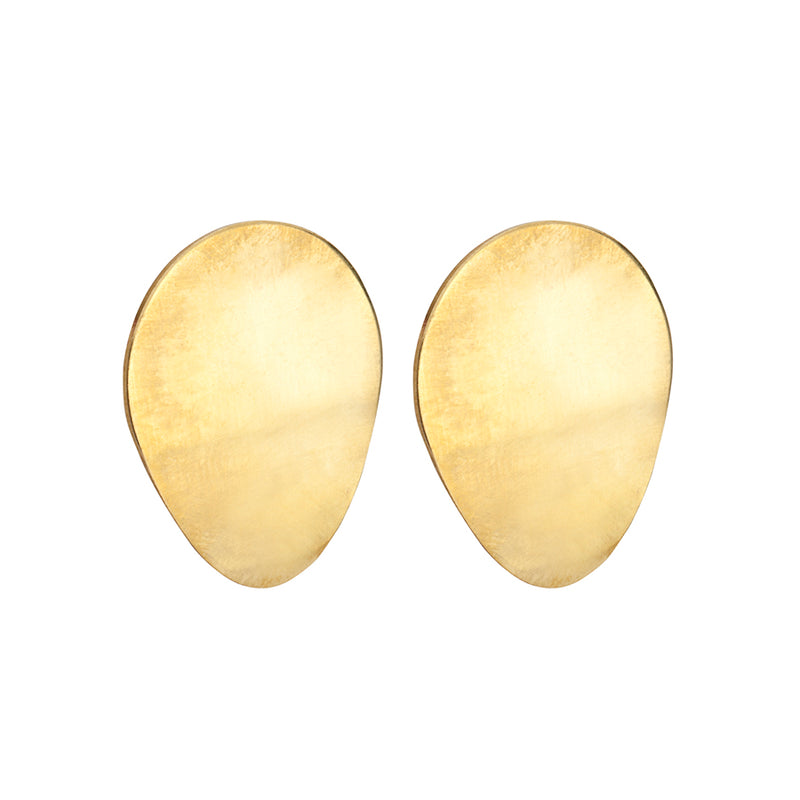 BRASS L'Amour Earrings