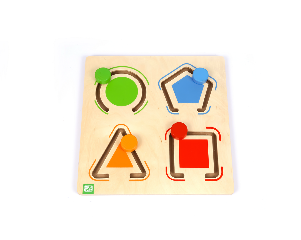Toddler Tracking Board (Lev 3)<br /> 21038