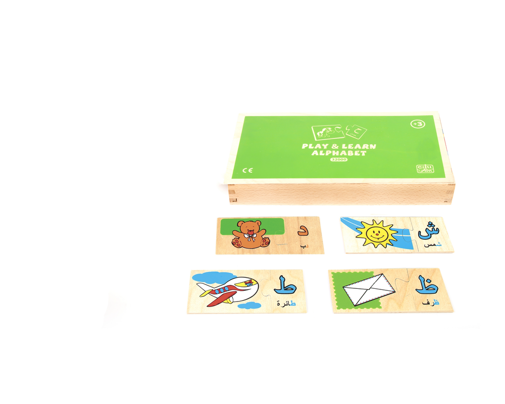 Play &#38; Learn Alphabet<br /> 32000