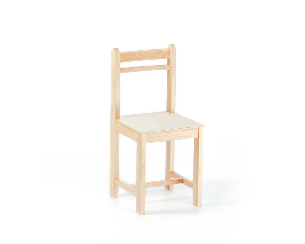 Classic Chair - Natural<br /> C1 - 28.5x28.5 cm<br /> 43116-01-01