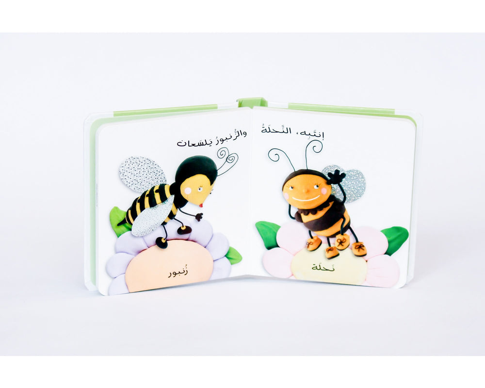 Baby Board Books - Insects, MJ16568