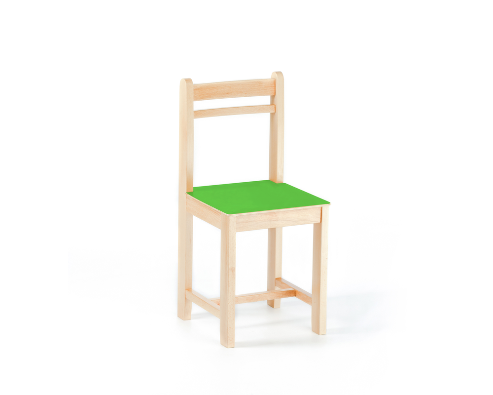 Classic Chair - Pear<br />C1 - 28.5 X 28.5 cm<br />43116-06-01