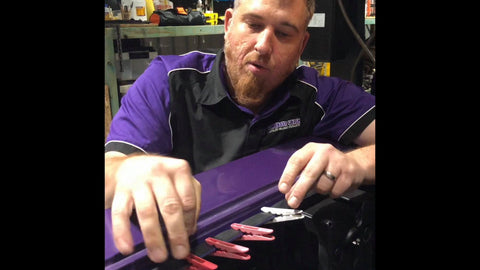 Installing Boot Seal- PlumKrazy Garage - Valiant Charger