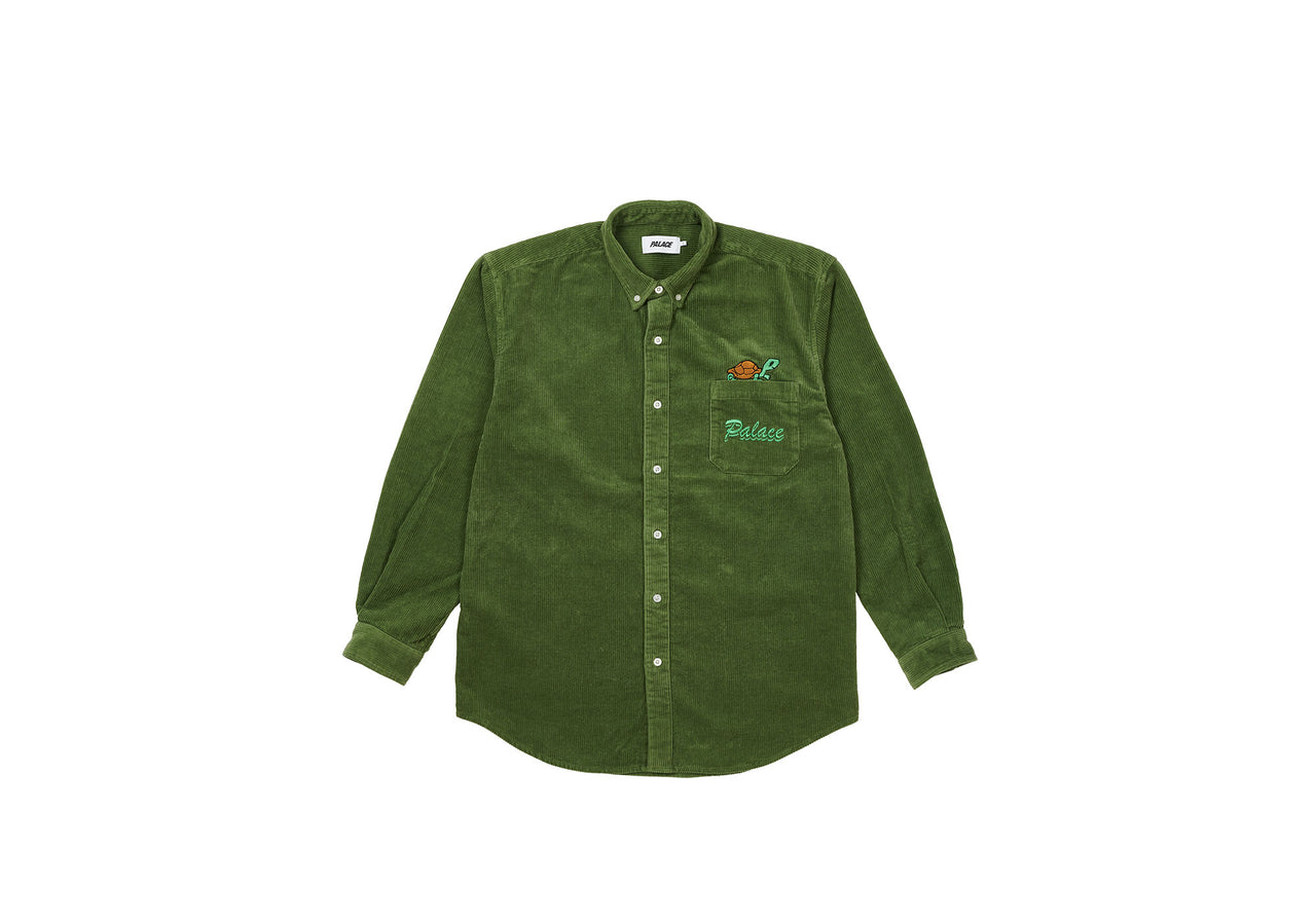TOONY SHIRT GREEN