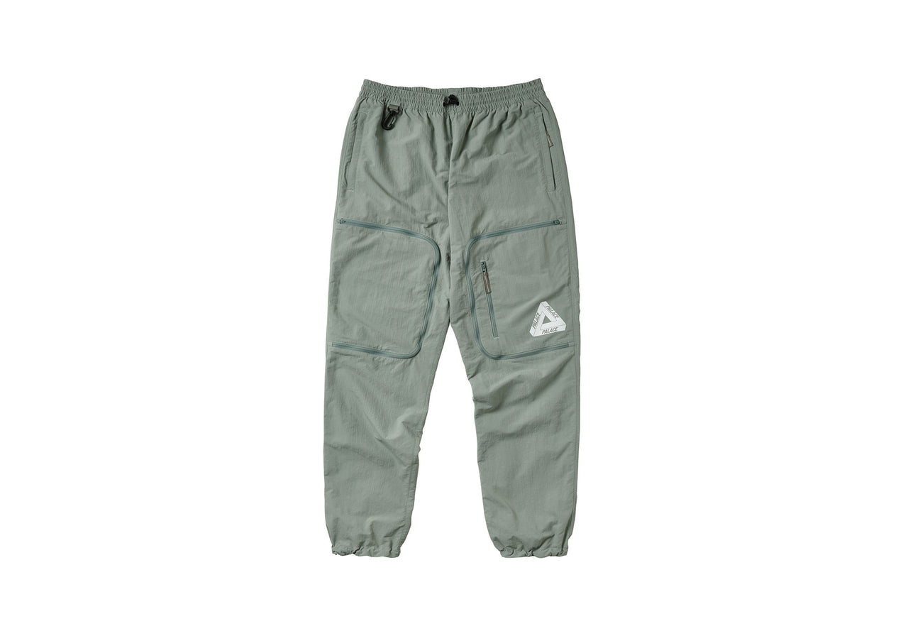 TRAVEL CARGOS SLATE GREY